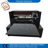 Stampante a base piatta UV formato caldo di vendita di piccolo per gli oggetti del cilindro da vendere