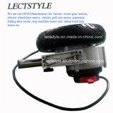 12.5 Zoll Gleichstrom-elektrischer Strom-schwanzloser Rollstuhl-Motor oder Rollstuhl-Naben-Motor mit ElektroMagentic Bremse