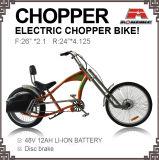 جديد 24*4.125 إطار العجلة كهربائيّة قاطع متناوب درّاجة ([أوس--03])