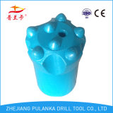 32~34mmtapered Drill Button Bit para o hard rock