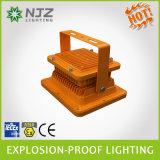 La lámpara a prueba de explosiones estándar de la UL 844, de Iecex y de Atex LED incluye la división 1 de la clase 1 y la clase 2 para las localizaciones peligrosas