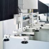 Machine à bordure de verre multi-broyeurs CNC avec bras de robot pour verre de petite taille