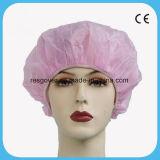 Tapa Bouffant desechables no tejido de la tapa del cabello