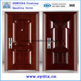 BerufsPowder Coating für Security Doors