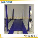 Sistema automatico di parcheggio dell'automobile dei 4 alberini