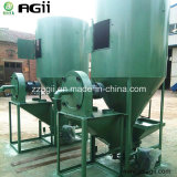 Feed Crusher Industrial Mixers Vertical Spiral Feed Mixing Machine