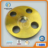 ANSI B16.5の炭素鋼は通したTUV (KT0403)のフランジによって造られたフランジに
