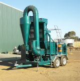 Preço da máquina da limpeza da semente da grão da capacidade elevada