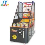 MünzenSäulengang-elektrische Schießen-Basketballspiel-Maschine
