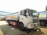 12-15m3 Dongfeng Tianjin 4X2 연료 Tanker/190HP 석유 탱크 트럭