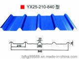 Matériaux de construction en acier Panneaux de toit de métal ont variété de modèles