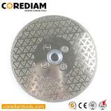 125mm Electroplated la lame de scie avec En vedette Outil Type/Diamond