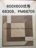 Preiswerteste aber keramische Fußboden-Fliesen Grad AAA-600X600mm