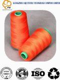 El hilo de coser vende al por mayor la cuerda de rosca hecha girar el 100% del poliester para coser