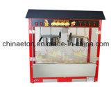 Macchina elettrica di lusso del popcorn di Eton con il POT del Teflon nel colore nero (ET-POP6A-2)