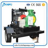 Moteur diesel mobiles Fin d'aspiration des pompes à eau centrifuge