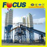 120 m3/H controlo PLC concreto Planta de Lote Hzs fixos120