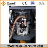 Camion de palette ISO9001 électrique neuf de vente chaude avec la capacité de charge de 2/2.5/3 tonnes