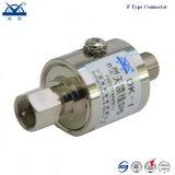 Тип защитное приспособление F n TNC антенного фидера пульсации разъема