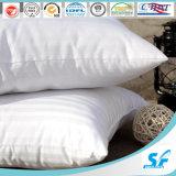 Жаккард хлопок подушка/ полиэстер вниз альтернативные подушки подушки с малым проекционным расстоянием