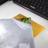 Silver Miroir doré feuille de plexiglas 1220*1830mm 1mm-5mm