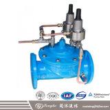 Válvula de Pressão Diferencial de Válvula de Modulação Controlada por Piloto, Válvula de Modulação