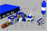 高品質の大きいフルオートマチックおよび油圧煉瓦機械