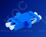De Optische Adapter LC/PC Uit één stuk van de vezel