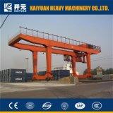 20トンの高品質の移動可能な容器のガントリークレーン