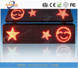 L'extérieur de l'écran à affichage LED P10-P16 Affichage LED de couleur unique signe