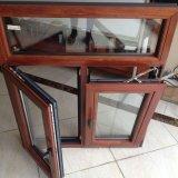 Interrupção térmica e gire a janela Inclinação de alumínio