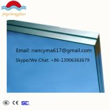 vidrio laminado de 6.38m m, de 8.38m m, de 10.38m m, de 12.38m m, de 16.38m m, claro y del color de la seguridad de la construcción con la intercapa de PVB