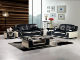 Genuine Leather를 가진 현대 Sofa Furniture Leather Sofa
