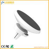 OEM senza fili magnetico del caricatore del supporto/supporto dell'automobile del cunicolo di ventilazione