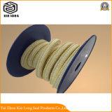 Aramid 섬유 패킹에는 고열의 우수한 속성이 및 고압, 낮은 열 전도도 및 비 가연성 있다