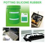 2 Potting сконденсированный резиной силикона компонентов RTV Silikon Sealant LSR