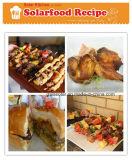Unieke het Kamperen van het Kooktoestel van de Buis van het Ontwerp Vacuüm ZonneBBQ