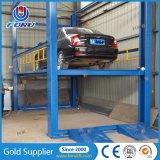 Подъем автомобиля столба 4 для парковать в гараже зданий Бангладеша