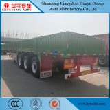 3 Transporte de carga na parede lateral do eixo semi reboque do veículo