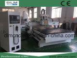 3개의 스핀들 CNC 나무 작동되는 기계장치