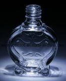 De duidelijke Fles van de Olie van het Nagellak van het Glas