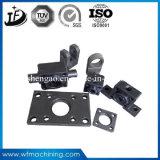 ステンレス鋼またはアルミ合金の精密金属の旋盤CNCの機械化