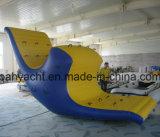 中国の一等級のInflableの浮遊スライド水氷山の上昇のおもちゃ