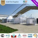 Tente de luxe de mariage de pagoda de la qualité 10X10m pour des événements