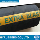 Flexibler Gummisandblast-Schlauch, abschleifende beständige Sandstrahlen-Schläuche