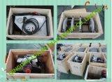 Vorbildliche HDPE Shs200 Rohr-Kolben-Schmelzverfahrens-Maschinen-Plastikrohr-Schweißer-Maschine