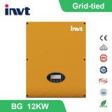 Inverseur solaire Réseau-Attaché triphasé d'Invt BG 12kwatt/12000watt