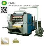 Fabricante de la máquina de proceso del papel de tejido facial del hogar