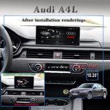 """10.25 """" BlendschutzCarplay Auto DVD Spieler für Audi A4 B9 GPS Navigation WiFi Anschluss, KLEKS Hualingan"""