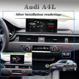 "10,25""Antirreflejos Carplay reproductores de DVD para coche Audi A4 B9, navegación GPS conexión WiFi, DAB Hualingan"
